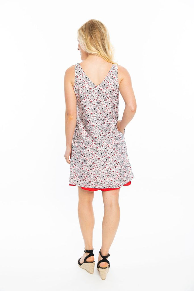 The Bulldogs Reversible Game Day Dress