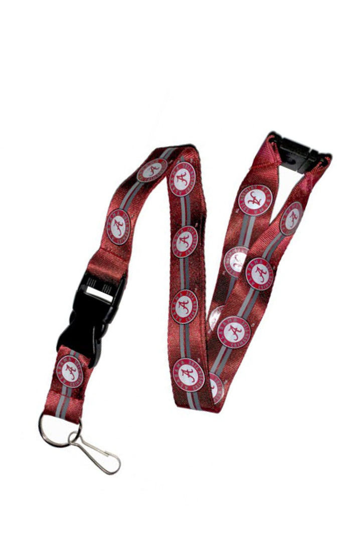 Alabama Crimson Tide Lanyard (587052613665)
