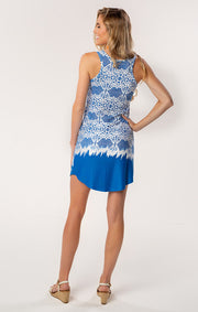 The Zoe Gators Printed Game Day Dress (583411826721)