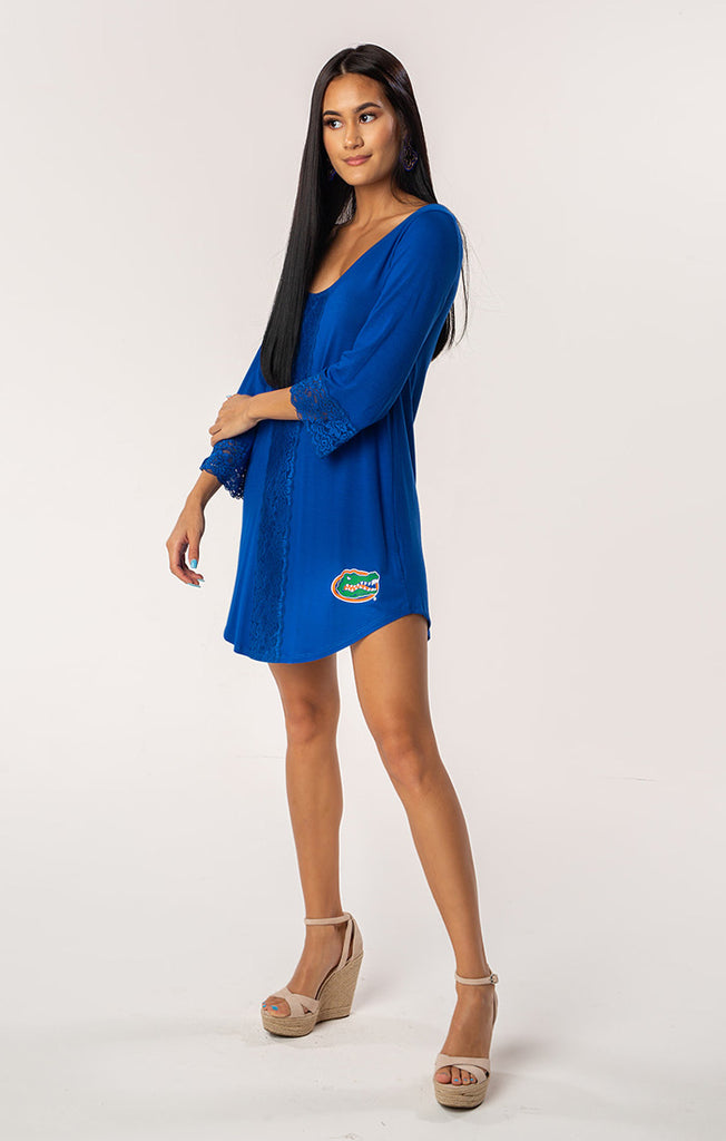 The Nikki Florida Gators Game Day Dress