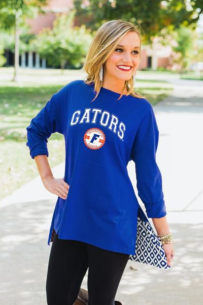 Florida Gators Going Places Oversized Tunic (1398163341360)