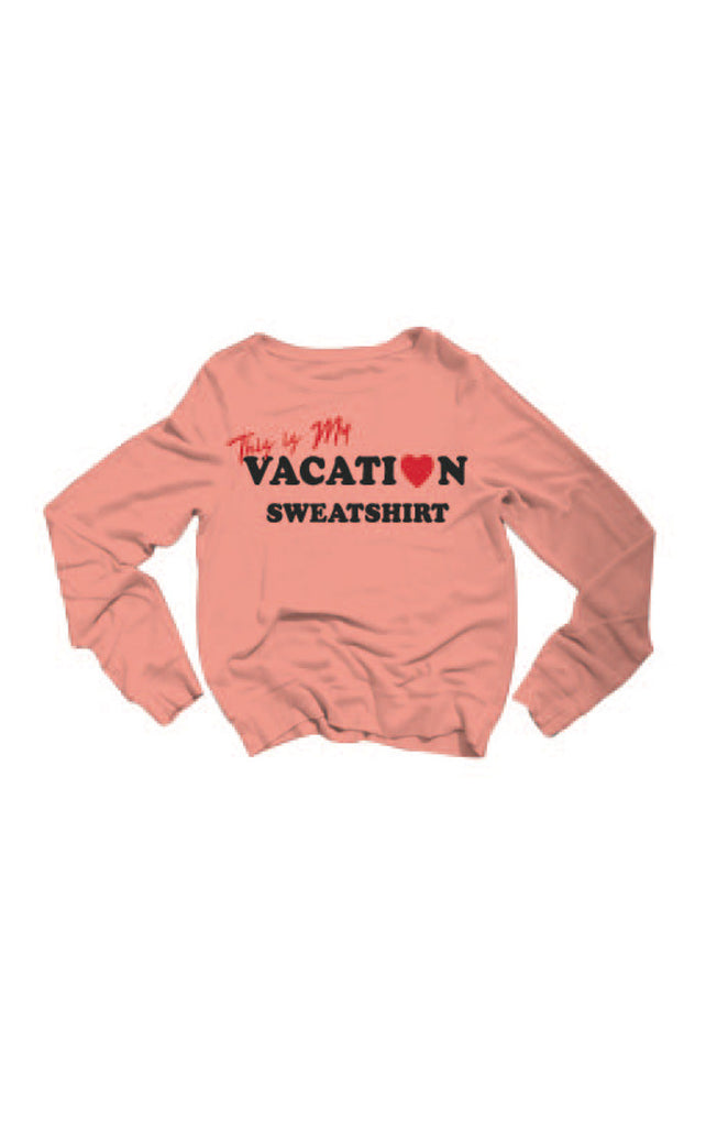Vacation Shirt Baggy Beach Jumper