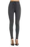 The Demi Legging - Clean Black