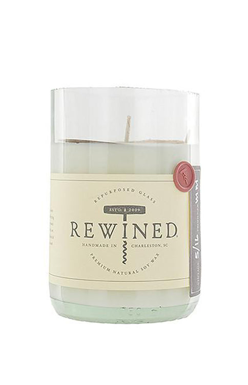 Rewined Candle - Poinsettia, 11 oz.
