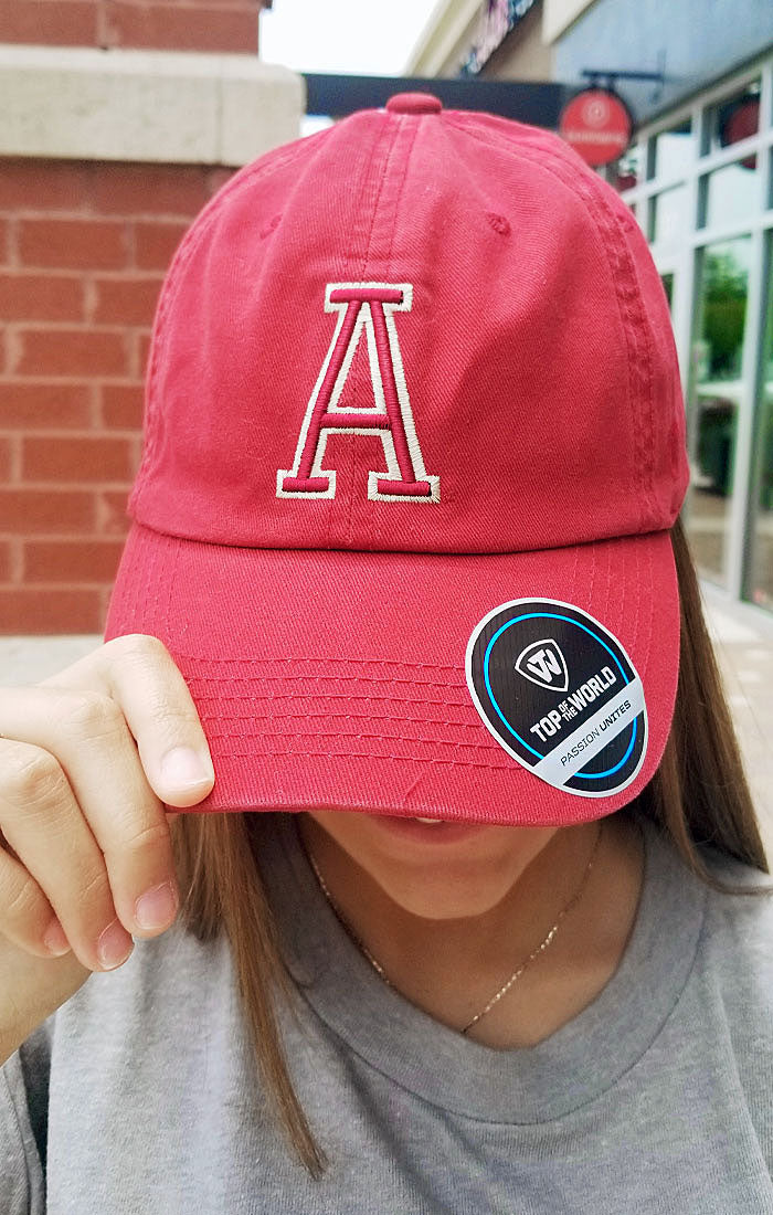 Alabama Throw Back Hat (3771703754800)