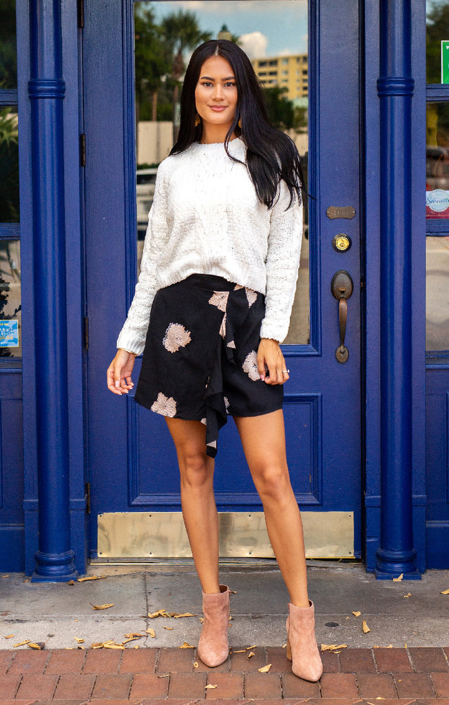 The Celyne Skirt