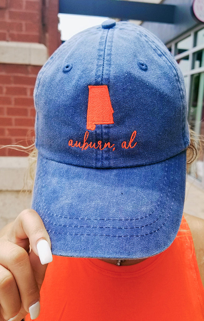 Auburn, AL Local Hat