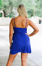 The Gainesville Game Day Wrap Dress
