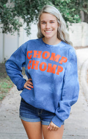 Chomp Chomp Dream On Tie Dye Pullover