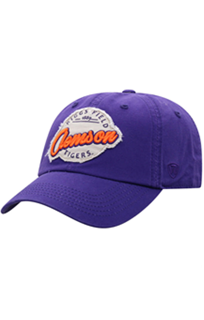 The Clemson Scene Baseball Hat (3828946141232)