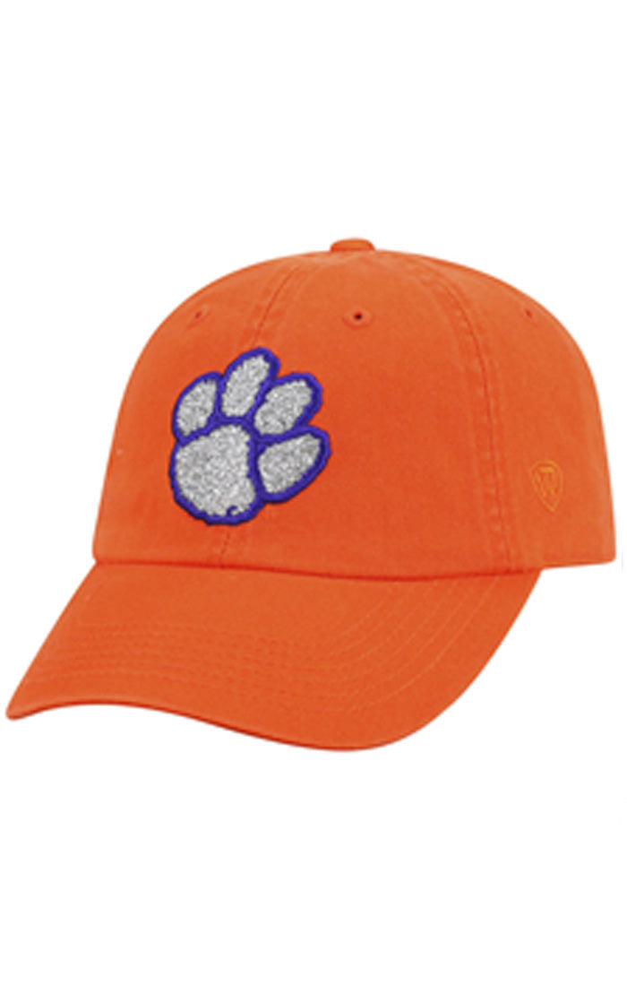 The Clemson Razzle Baseball Hat (3828948238384)