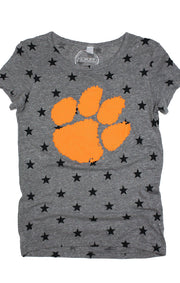 The Clemson Superstar Tee (4047007481904)