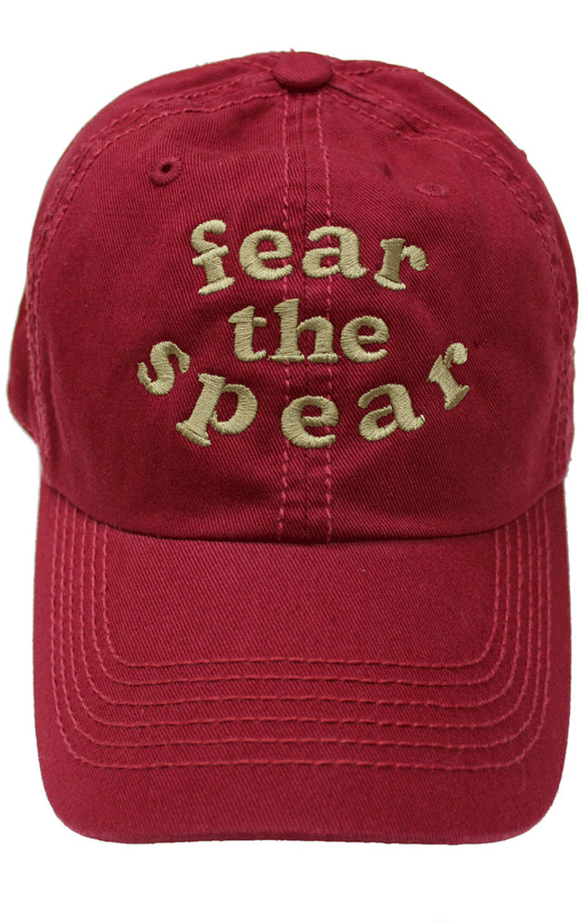 Fear the Spear Baseball Hat