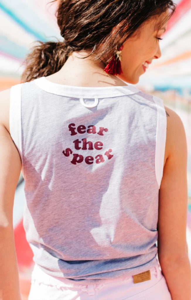 Fear the Spear Selleck Tank