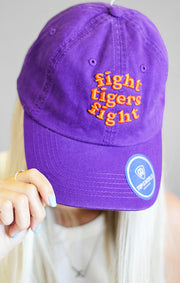 The Fight Tigers Fight Baseball Hat