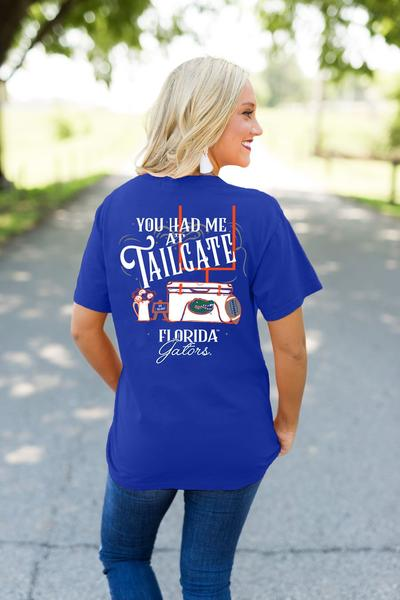 Florida Gators Here to Tailgate Tee