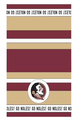 Florida State Tailgate Hand Towel