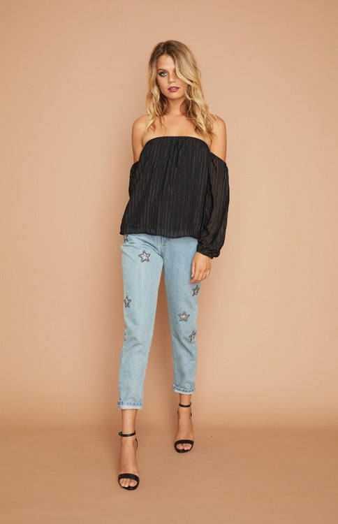 Forever or Never Off Shoulder Top