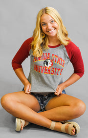 Riley Vintage Florida State University Baseball Tee