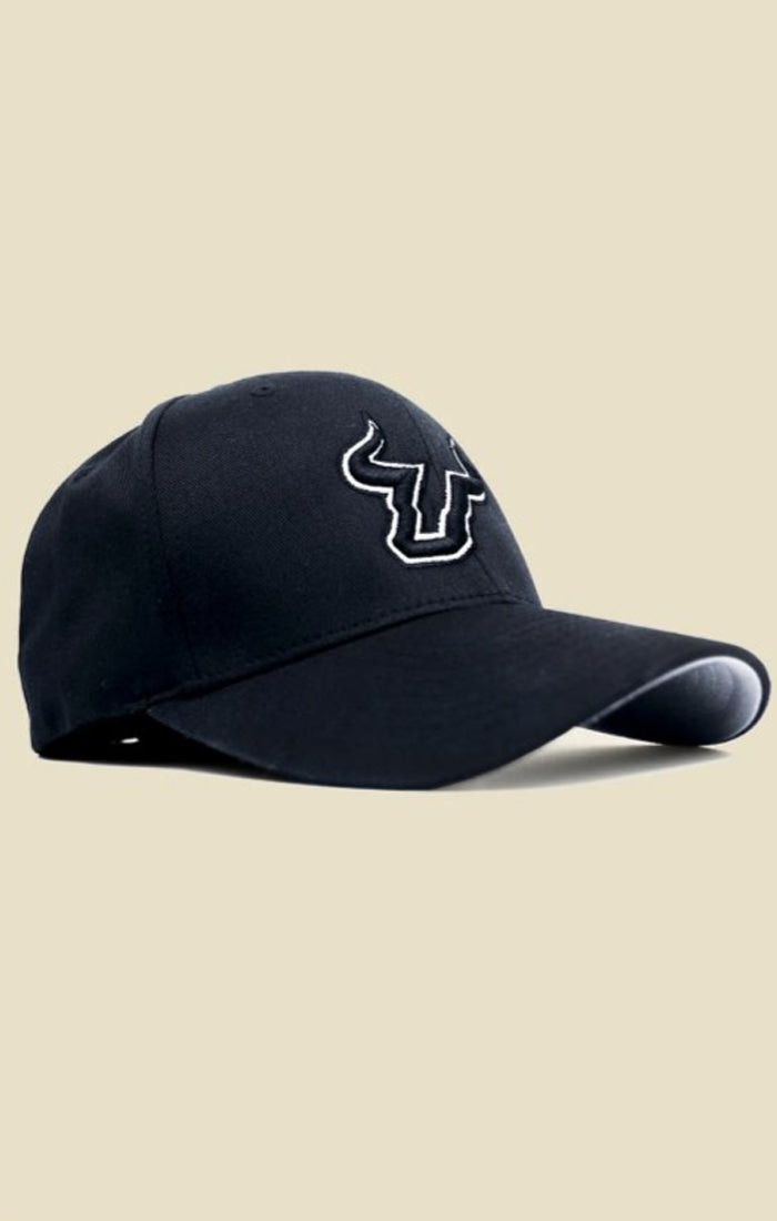 USF Blackout Premium Fitted Flex Hat