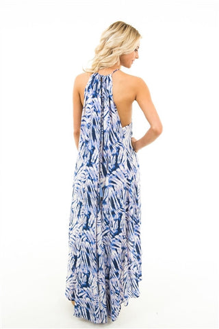 Take Me to the Beach Hi/Lo Maxi Maxi Dress Karlie Clothes - Bows and Arrows FSU Seminoles and UF Gators Women's Game Day Dresses and Apparel