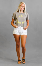 The UCF Winner's Circle Crop Tee
