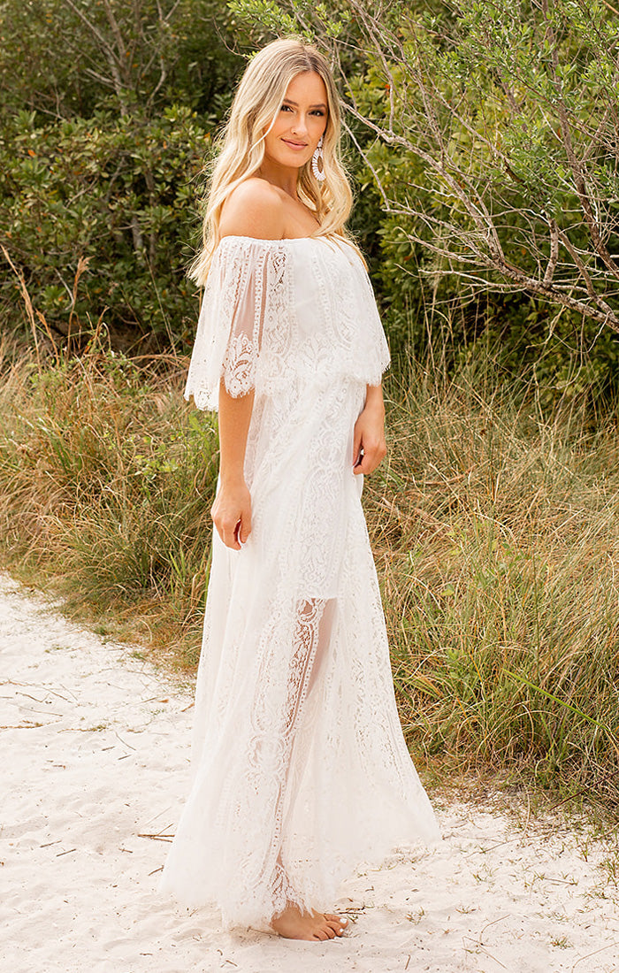 The Lovely in Lace Maxi Dress (4431139504176)