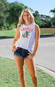 "The Lindsay ""Albert the Gator"" Muscle Tank"
