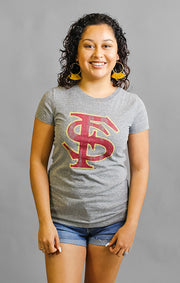 The Martha Vintage FSU Tee