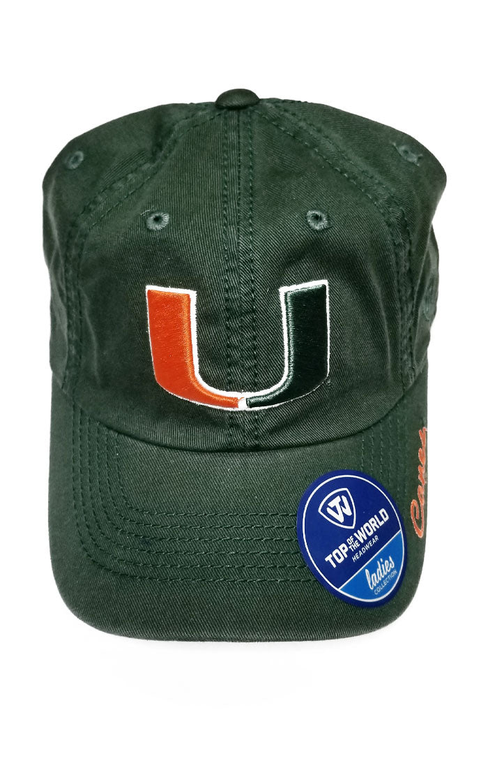 The Miami Crew Baseball Hat (4124159410224)