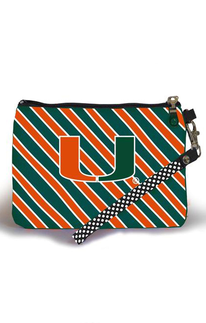Miami Game Day Wristlet (582530400289)