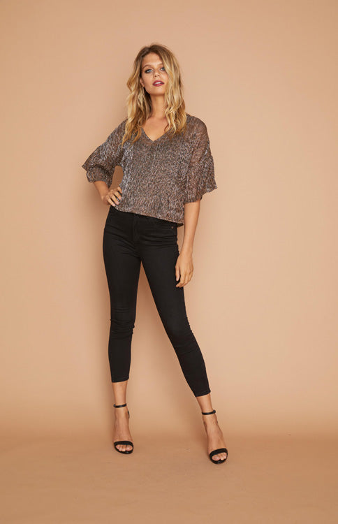 Midas Lurex Blouse