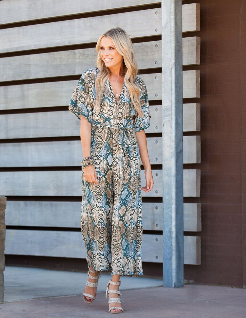 The O'Donnell Canyon Jumpsuit