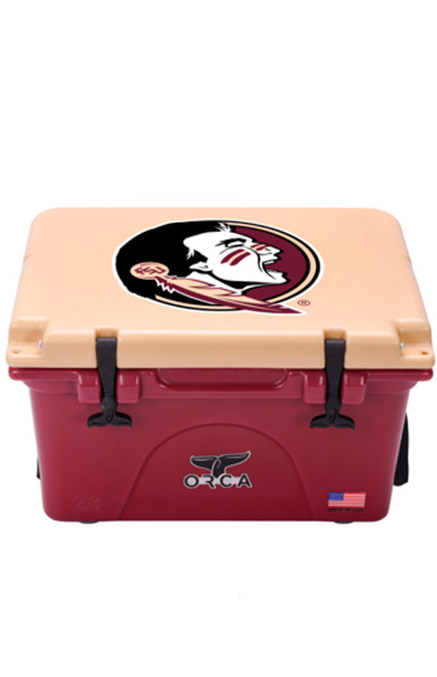 Orca Seminoles Game Day Cooler