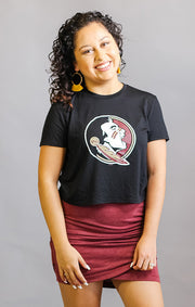 The Seminoles Classic Crop Top