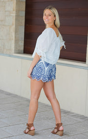 The Emilee Anglaise Shorts