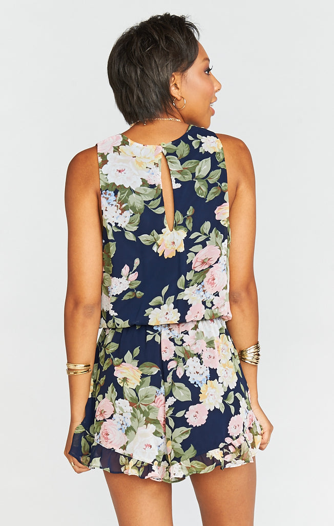 Party Blossom Riri Romper
