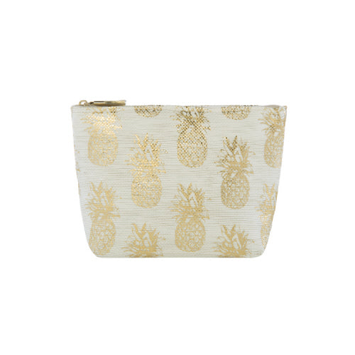 Valentina Pineapple Travel Pouch