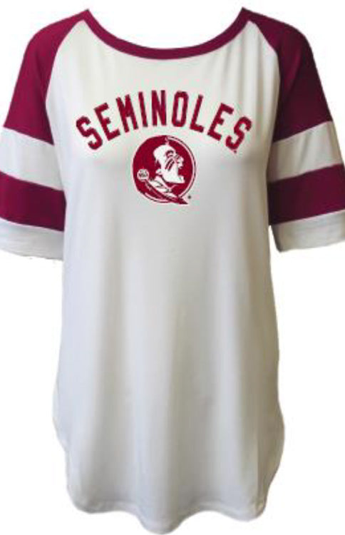Florida State PIKO Football Stripe Jersey (381616848929)