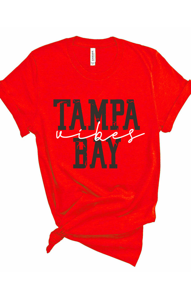 Tampa Bay Vibes Tee