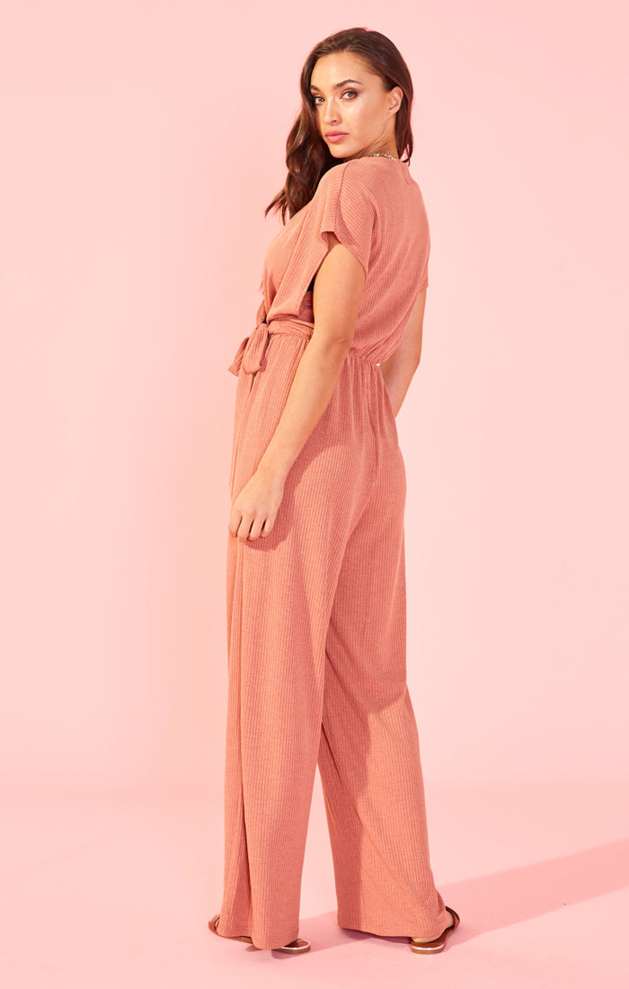 The Shawl Terracotta Jumpsuit (4470184935472)