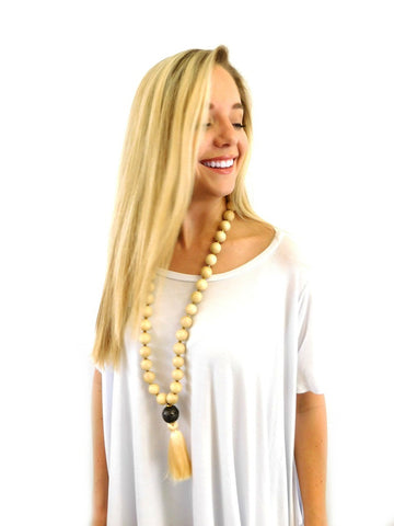 The Cabe Necklace Jewelry Betsy Pittard - Bows and Arrows FSU Seminoles and UF Gators Women's Game Day Dresses and Apparel