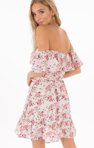 The Ellison Floral Dress