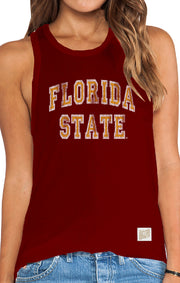 The Lauren Vintage Florida State Racerback Relaxed Tank (4112384262192)