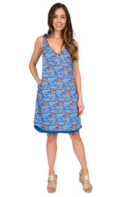 The Gators Reversible Game Day Dress (3815758725168)