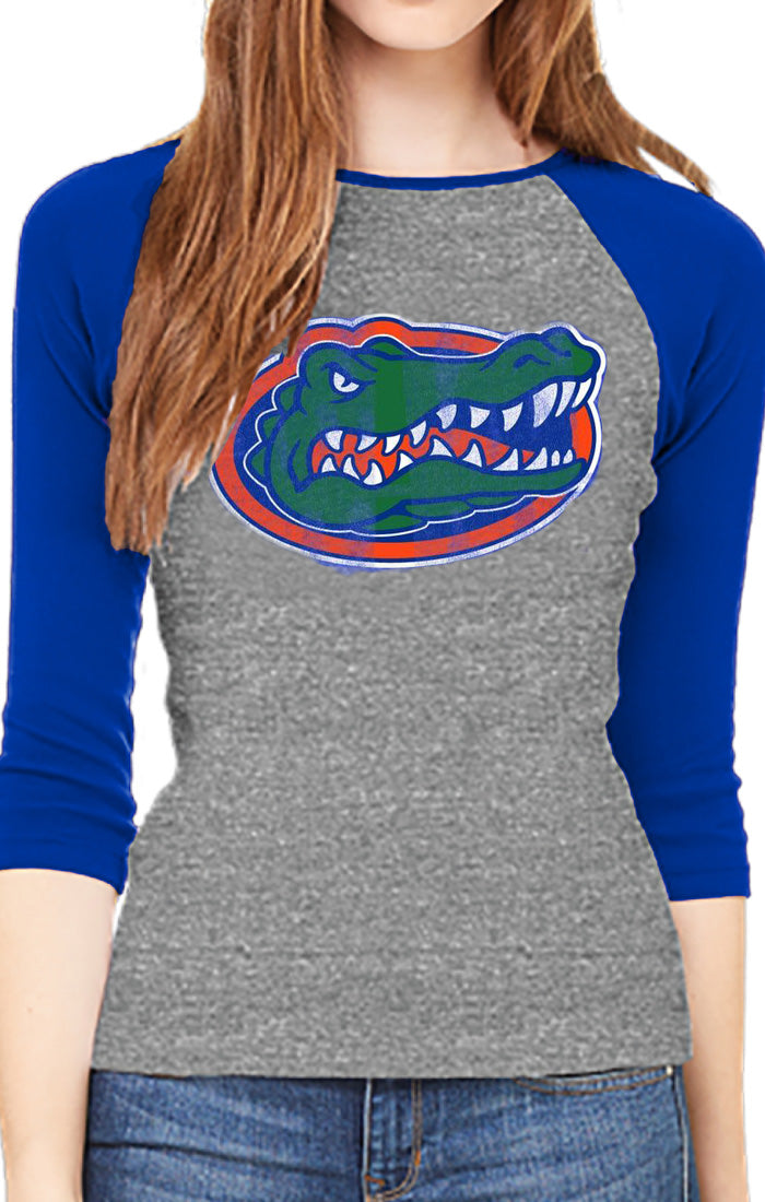 The Riley Classic Gator Baseball Tee (3861934997552)