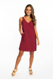 The Tomahawk Reversible Game Day Dress (3815741063216)