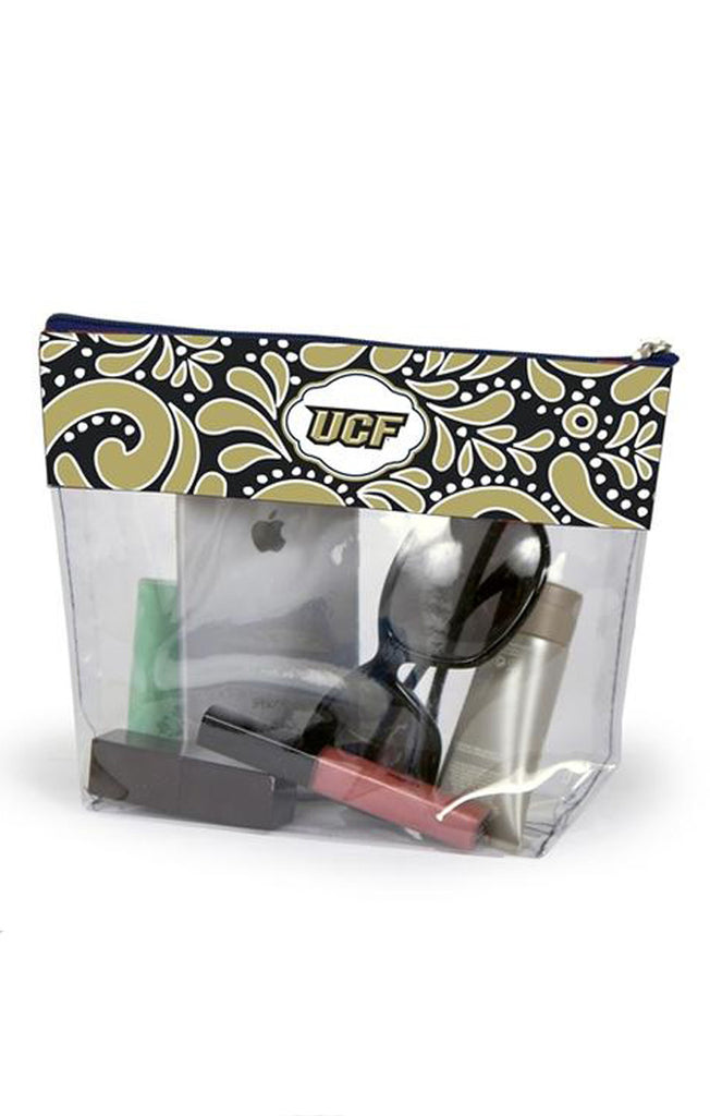 UCF Clear Travel Pouch