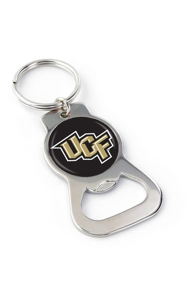 Central Florida Knights Bottle Opener Keychain
