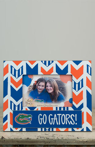 University of Florida Game Day Picture Frame